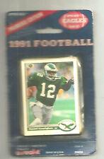 Philadelphia Eagles NFL 1991 Upper Deck Team Card Set Randall Cunningham