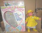 MIGLIORATI BAMBOLA GEMELLA DI CUORE vintage ANNI '80 NUOVA !!! doll poupee