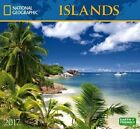 Cal 2017 Islands National Geographic by Wall Book (english)