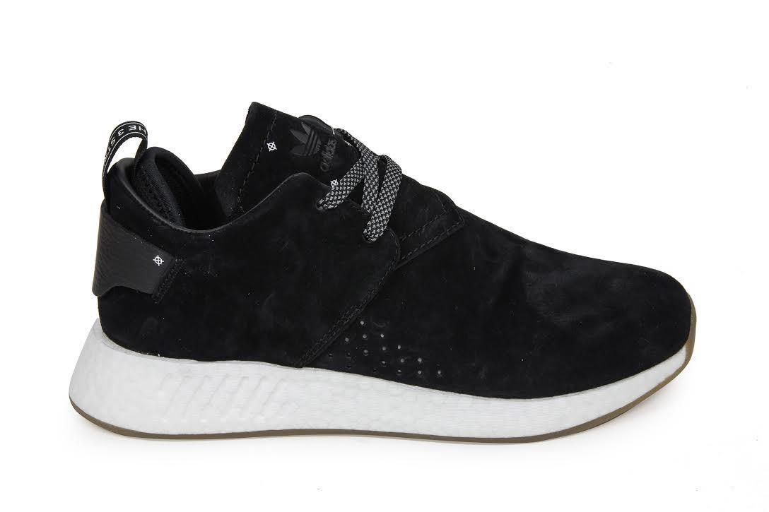 Adidas Originals NMD_C2 in Core Black/Gum BY3011 Comfortable