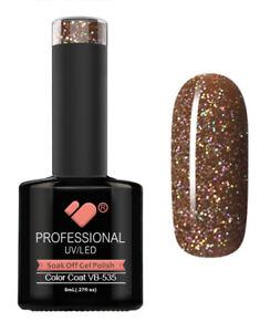 VB-535-VB-Line-Nicely-Brown-Glitter-Saturated-UV-LED-soak-off-gel-nail-polish