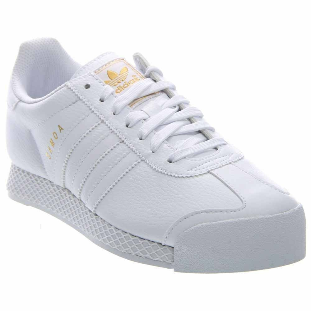 adidas SAMOA - White - Mens Comfortable and good-looking