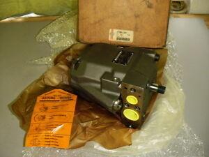 Brueninghaus Hydro AA10VO35OV Mineral Oil Pump Motor Massey Ferguson 3790419M1