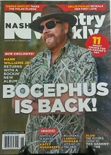 Nash Country Weekly Feb 8 2016 Hank Williams JR Bocephus Back FREE SHIPPING sb