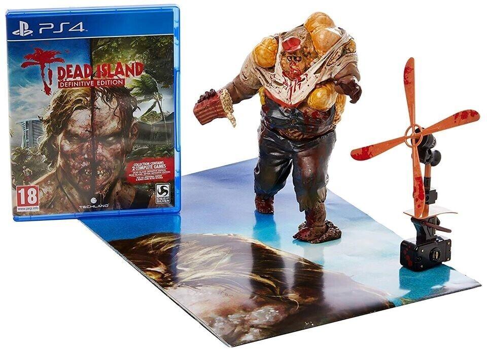 Playstation 4, Dead Island Definitive spil