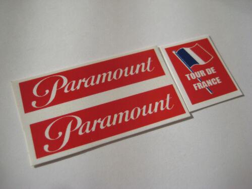 B2G1F Corgi 510 Paramount Citroen  DS stickers