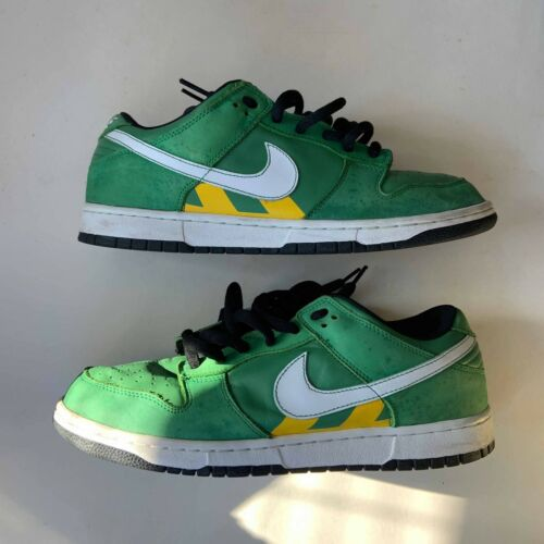 Nike SB Dunk Low Pro Tokyo Taxi Size 11.5