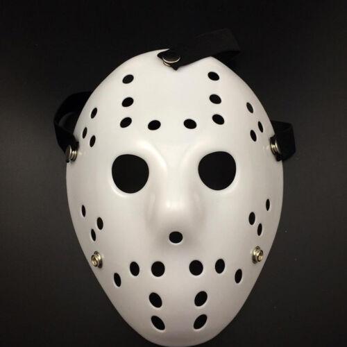 Vintage Multi-Color Jason Masks Halloween Carnival Props Hoods Cosplay Costumes