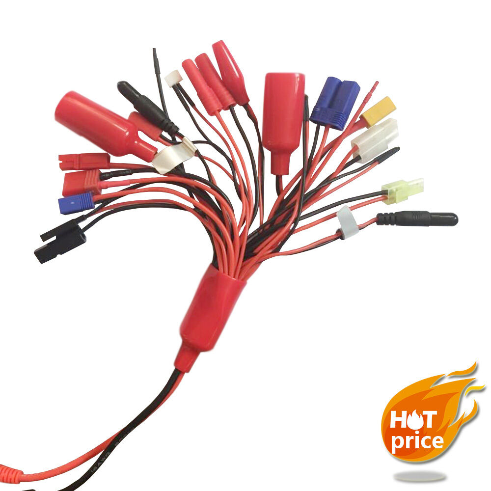 Remote Glow Plug Adapter With Negative Wire Rc Plane Helicopter