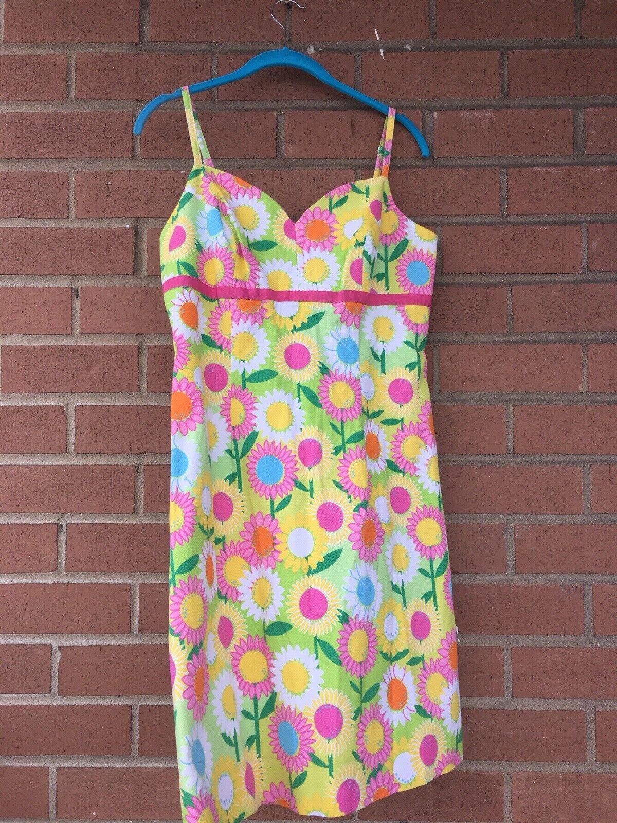 Lilly pulitzer size 8 dress women