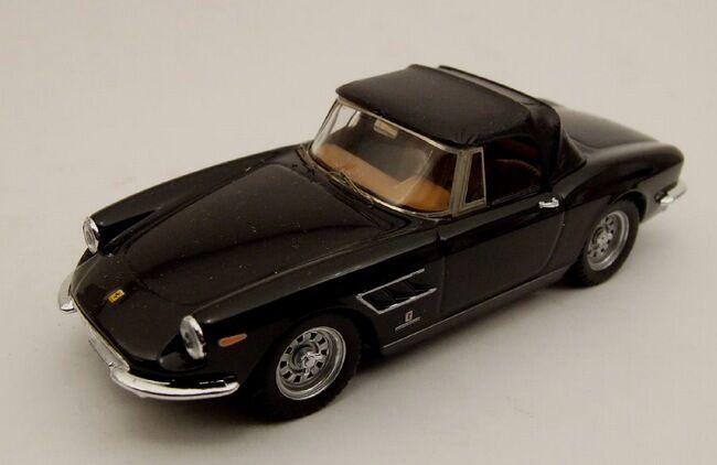 MODEL BEST 9138 - FERRARI 330 GT schwarz - 1 43