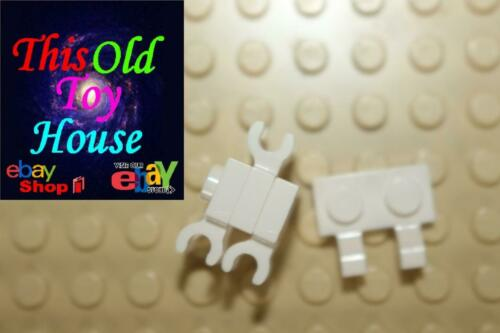 LEGO 60470 PLATE 1X2 w// holder CHOICE of COLOR NEW OR PRE-OWNED