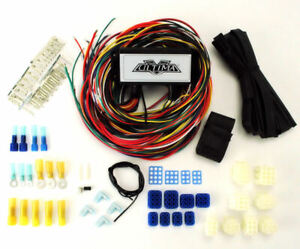 complete ultima plus electronic wire wiring system harness kit ...  ebay