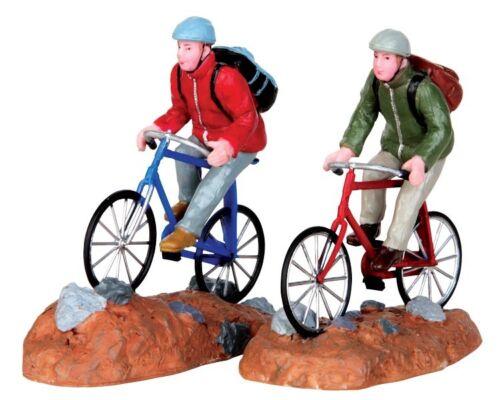 Weihnachtsdorf Winterdorf Modellbau LEMAX Trail Blazers