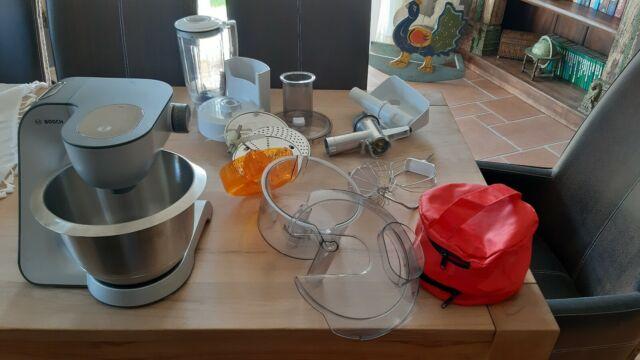 Bosch Küchenmaschine Mum Zubehör 2021
