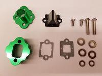 Motorized Bicycle Green Valve Kit 40 Mm For Stock And Mikuni Carburetors