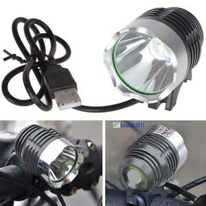3000-Lumen-USB-powerd-CREE-XM-L-T6-LED-Bike-Bicycle-Headlight-Headlamp-Torch-X1