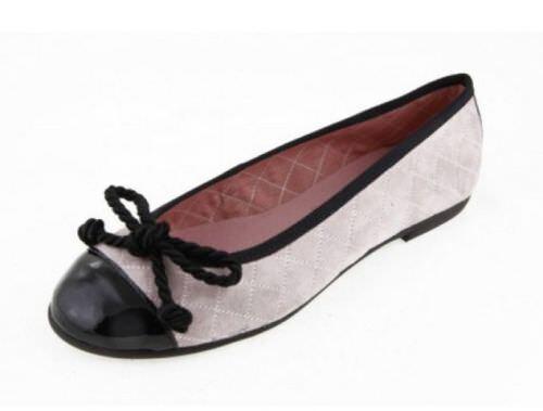 Nuevos zapatos para hombres y mujeres, descuento por tiempo limitado Las Lolas Alba Bailarinas Bombas Rosa Reino Unido EM11 36