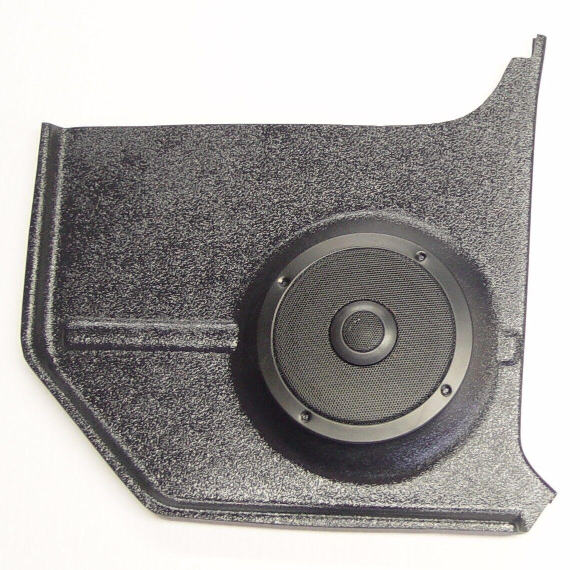 Ranchero --Pioneer Speakers Comet Hardtop Coupe Kick Panels 1960-65 Falcon