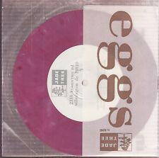 """eggs sexual tension 7"""" pink vinyl"""