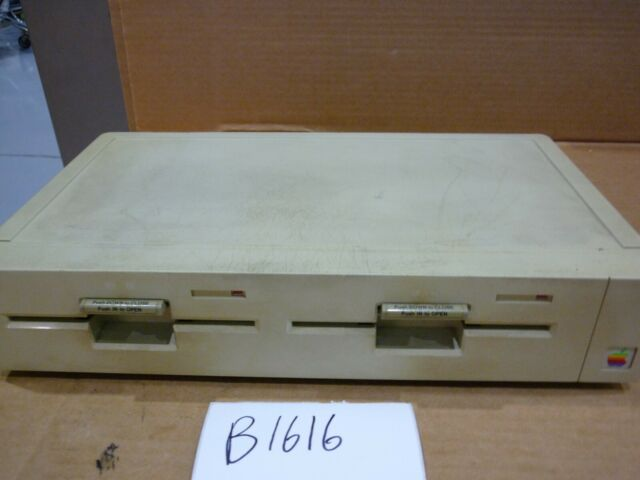 APPLE DUO DISK DUODISK 5.25 FLOPPY DRIVE A9M0108