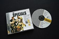 THE BEST OF THE SPECIALS RARE AUSTRALIAN CD! SKA 2 TONE