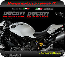 kit adesivi compatibile per ducati monster 696 decals stickers ducati monster