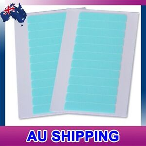24pcs-Strong-Blue-Double-Sided-Side-Tape-for-Skin-Weft-Tape-Hair-Extensions