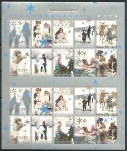 Nederland-V2296-2305-decemberzegels-2004-postfris-mnh