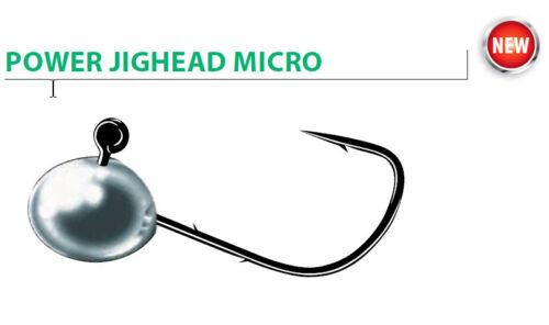 Micro Jig Head 3 Per Pack For Soft Plastics Qualité Japonais Micro Barb Crochet