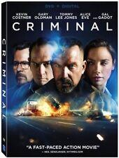 Criminal (DVD, 2016)