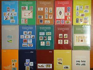 BRD-JAHRBUCH-Sammlung-1973-1999-komplett-Postfrisch-1973-ist-Schlegel-geprueft