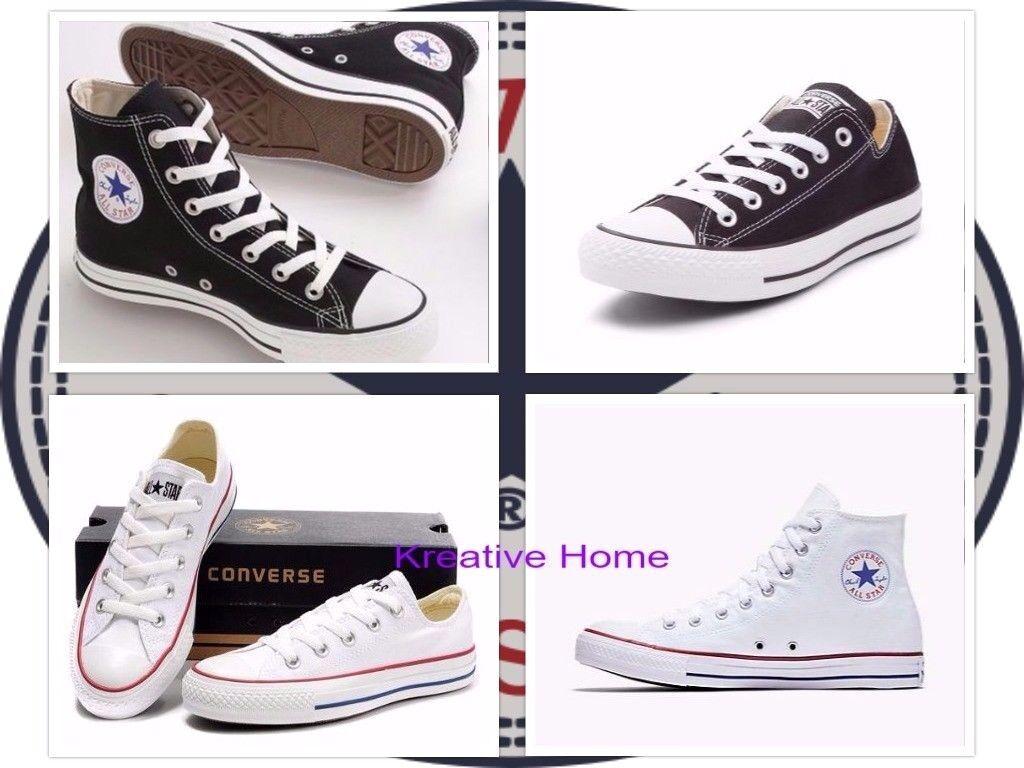 Converse Chuck Taylor All Damen Star Hi / Low Damen All Herren UNISEX e3b4f6