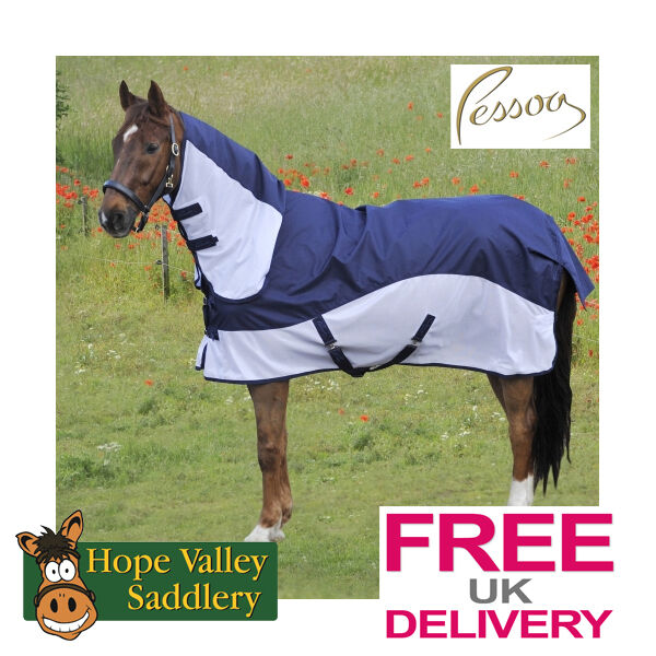 Pessoa Rain and Fly Sheet Fly Rug (Waterproof Top Section)
