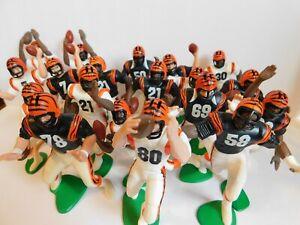 CINCINNATI BENGALS 1988/1989/1990 NFL Starting lineup figures open/loose choose