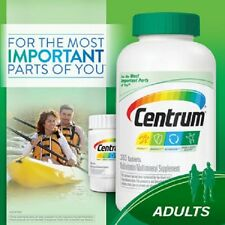 Centrum Adults Multivitamin supplement for Adults under 50  -  425 Tablets - NEW