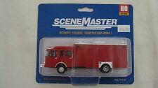 Walthers/Boley HO Hazardous Materials Fire Truck #949-13802
