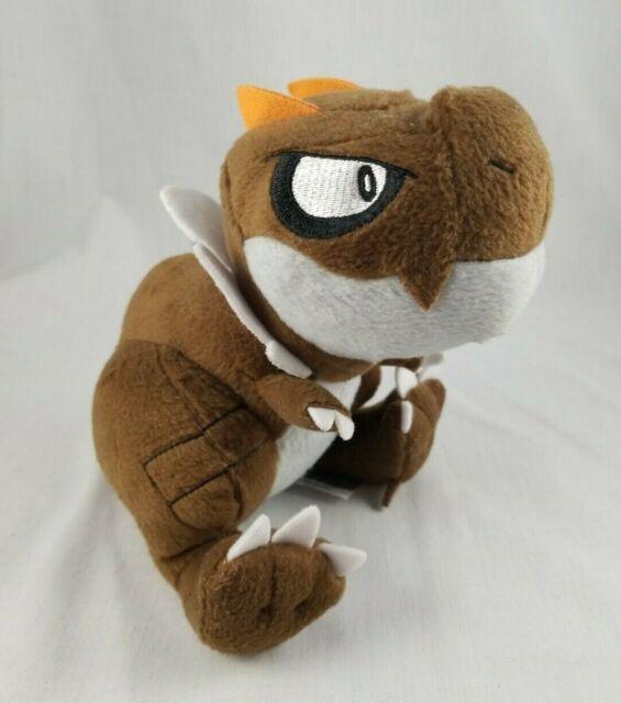 "8/"" Pokemon XY Slowpoke Stuffed Animal Hippopotamus Amphibius Slowbro Plush Toy"
