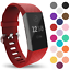 thumbnail 17 - For-Fitbit-Charge-3-Wrist-Straps-Wristband-Best-Replacement-Accessory-Watch-Band