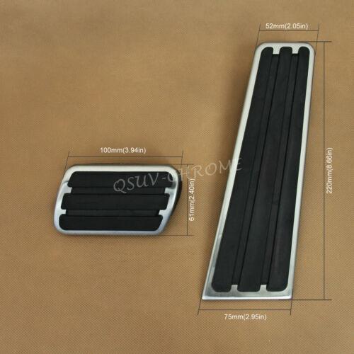 718 Boxster// Nein Schleifer Bremse Gas Pedal Deckel Set Für Porsche Panamera