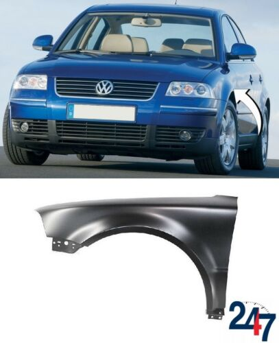 NUOVO VW Passat B5.5 2001-2005 FRONT Wing Fender senza foro per Lampeggiatore Sinistro N//S