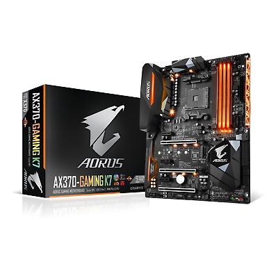 Gigabyte AORUS GA-AX370-Gaming K7 ATX Mainboard Sockel AM4 2xGL/USB3.1/M.2/HDMI