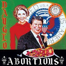 Dayglo Abortions - Feed Us A Fetus LP / New Orange Vinyl / Gatefold (2016) Punk