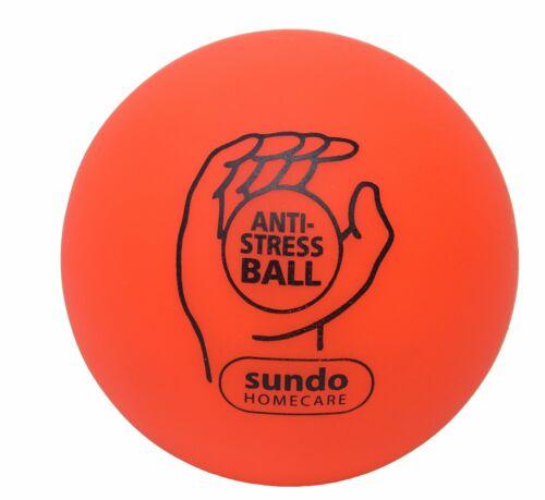 7cm-rot Anti-Stress Ball-knautschball-Stress Ball