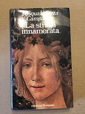 LA STREGA INNAMORATA - Pasquale Festa Campanile - Bompiani - 1985