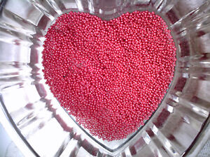 RUBY RED Transparent 45 grams 6//0 E Czech glass Seed E beads BBB
