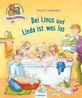 Vorlesebären: Bei Linus und Linda ist was los von Verena Carl (2016, Gebundene Ausgabe)