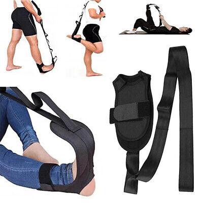 yoga ligament stretching strap rehabilitation training