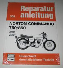 Reparaturanleitung Norton Commando 750 / 850 Fastback Roadster Interstate Hi-R..
