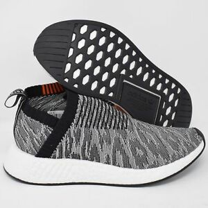on sale 2ddde f18ec Image is loading Adidas-NMD-CS2-PK-BZ0515-Mens-Shoes-Primeknit-